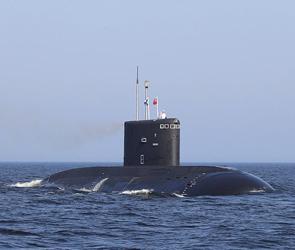 Губернатор посетил атомный подводный ракетоносец «Воронеж»