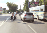 Дороги Воронежа сравнили со скоростным автодромом, поставив кол за безопасность