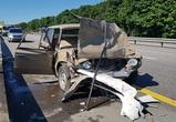 В Воронежской области в ДТП с двумя ВАЗами и Kia пострадали 7 человек