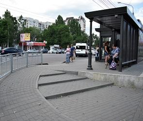В Воронеже завершают оснащение второй «умной остановки»