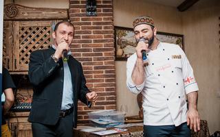 Интеллектуальная викторина для журналистов в ресторане «Тифлис»