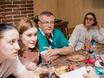 Интеллектуальная викторина для журналистов в ресторане «Тифлис» 178942