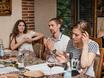Интеллектуальная викторина для журналистов в ресторане «Тифлис» 178963
