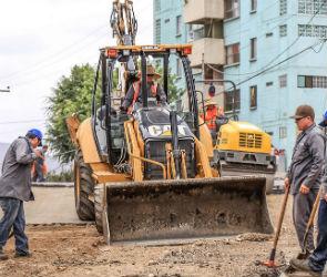 В Воронеже утвердили проект строительства дороги на улице Владимира Невского