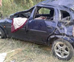 В ДТП под Богучаром погибла автомобилистка, ранены три женщины и ребенок