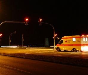 Под Воронежем  Ситроен протаранил ГАЗель, один погиб, 5 ранены, в том числе дети