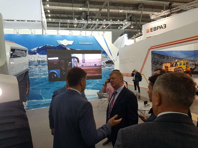 В Екатеринбурге открылась Международная промышленная выставка ИННОПРОМ