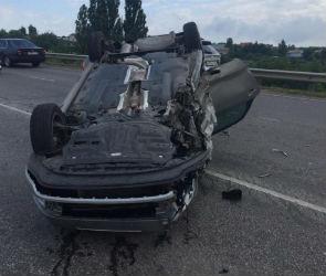 Стали известны подробности массового ДТП с пострадавшими в Семилукском районе