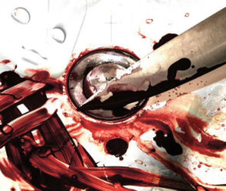 В Воронежской области отец-алкоголик набросился с ножом на сына