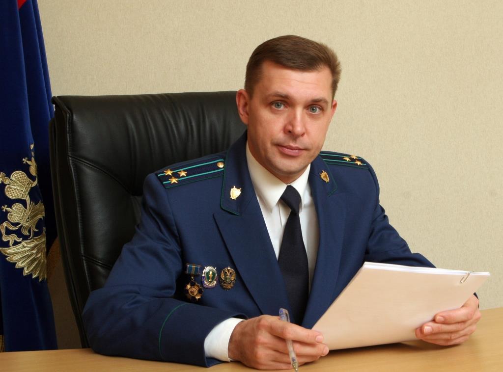 Зампрокурора Воронежской области пошел на повышение