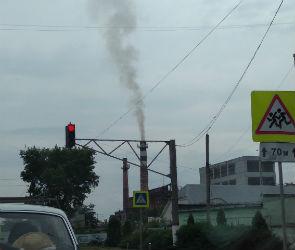 Лиски вновь засыпало пеплом от маслозавода