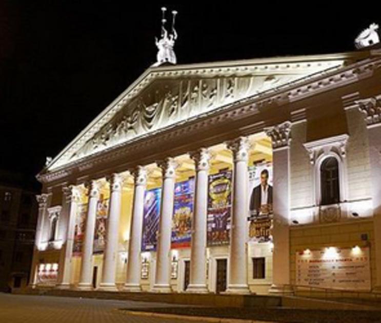 У Воронежского театра оперы и балета появятся подземные этажи