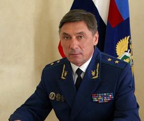 В Воронежской области может смениться главный прокурор