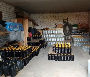 В Воронежской области поймали бутлегеров, торговавших  алкоголем у трасс