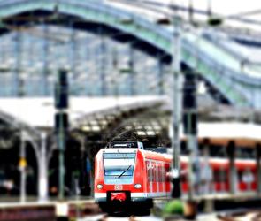 На станции в Воронеже задержаны семь пассажирских поездов
