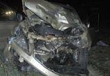 В Воронежской области КАМАЗ протаранил две машины: пять человек ранены