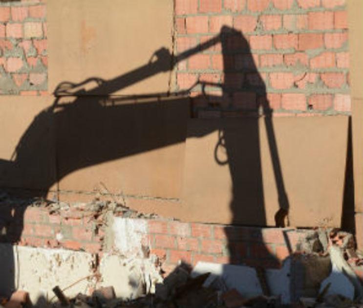 В августе в Воронеже снесут 47 незаконно установленных киосков