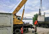 В Воронеже мэрии пришлось дважды сносить незаконный забор у водохранилища