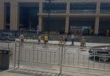 У ликвидированного перехода в центре Воронежа начали штрафовать пешеходов