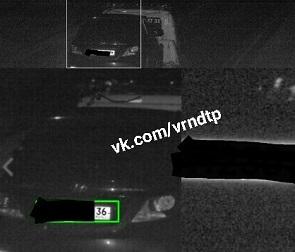 Житель Воронежа получил штраф за превышение скорости автомобилем на эвакуаторе