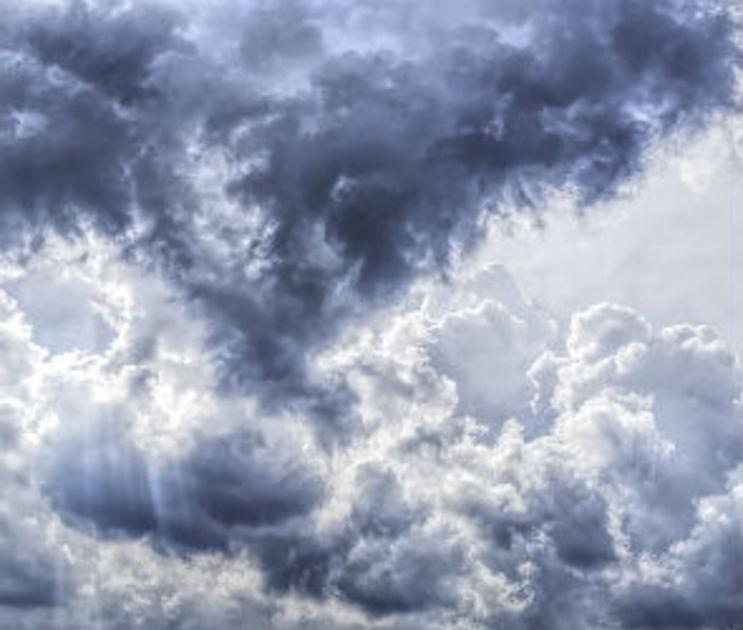 В Воронежской области на выходных ожидается дождь и гроза