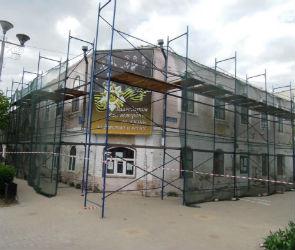 В Воронежской области уничтожили старинный «Дом с магазинами»