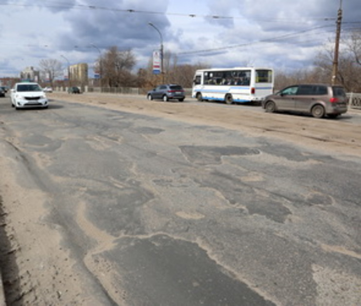 Город сэкономит 21 млн рублей на реконструкции виадука на 9 Января