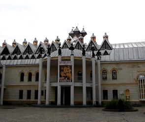 В Воронеже здание кукольного театра «Шут» отремонтируют до ноября этого года