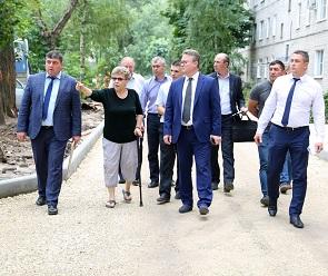 Мэр Воронежа: Создание комфортной городской среды – это наш приоритет на сегодня