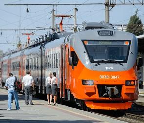 В Воронежской области начнут курсировать инновационные электрички