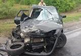 В Воронежской области в ДТП с двумя иномарками пострадали 4 взрослых и ребенок