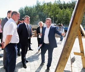 Вадим Кстенин: «Все школы и детсады должны быть готовы к 1 сентября»
