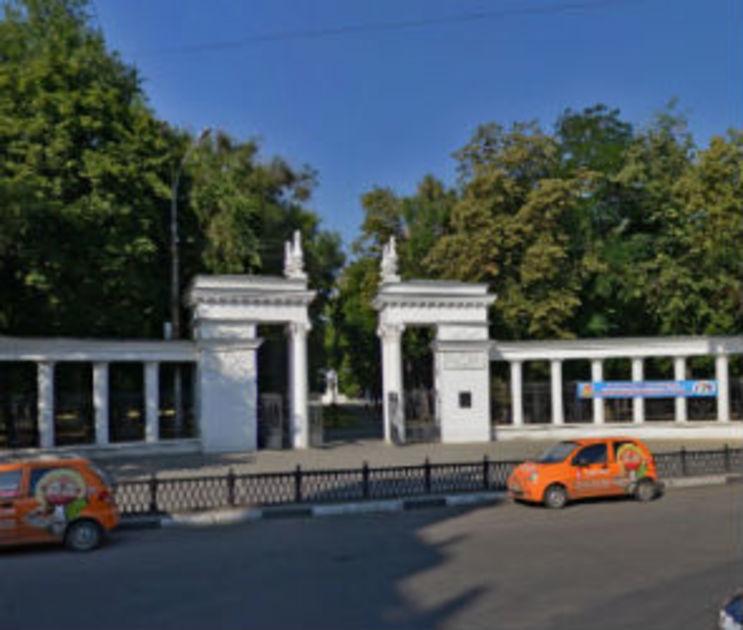 В Воронеже благоустроят территорию вокруг «Орленка»
