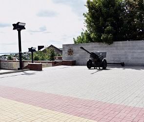 В Воронеже завершили реконструкцию пушки ЗиС-3