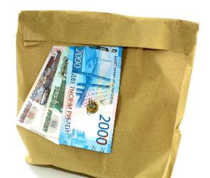 В Воронеже мужчина украл из брошенной сумки 25 000 рублей