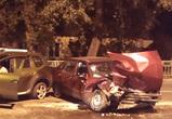 Пьяный воронежец на Рено протаранил Дэу, ранены трое, в том числе ребенок: ВИДЕО