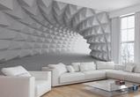 Фотообои 3D в современном интерьере квартиры