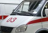 Под Воронежем иномарка врезалась в фуру, водитель погиб