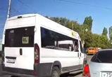 Водителя воронежской маршрутки оштрафовали на 10 000 рублей за нарушения ПДД