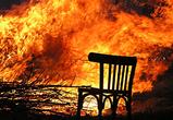 В Воронеже семь человек спасли из горящего многоэтажного дома