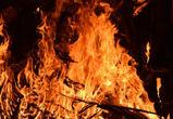 Под Воронежем местный житель сжег сарай пенсионерки, отказавшей ему в спиртном