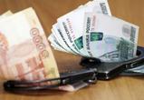 Экс-сотрудник воронежского СК обвиняется в получении взятки