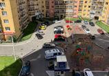 Стали известны причины скопления силовиков на улице Шишкова в Воронеже