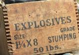 Житель Лисок незаконно хранил больше 500 граммов взрывчатого вещества