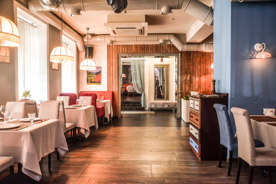 «Марани»: грузинский ресторан без пафоса