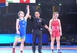 Воронежская спортсменка попала в финал первенства мира по борьбе