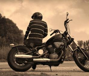 Под Воронежем школьники украли мотоцикл, чтобы продать
