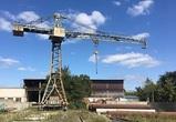 В Воронеже обнаружили башенный кран без тормозов