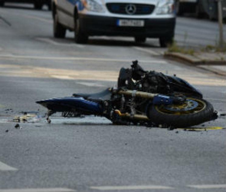 Под Воронежем двое парней разбились на мотоцикле