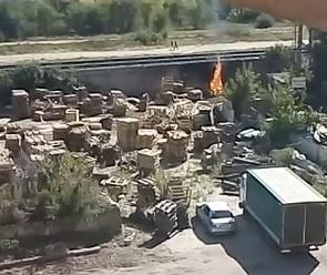 Воронежцы жалуются на едкий запах в районе «Максимира»